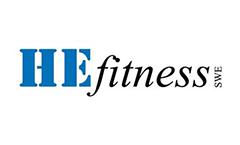 He Fitness Logo